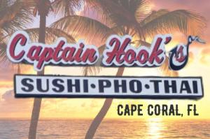 Captain Hooks Sushi
